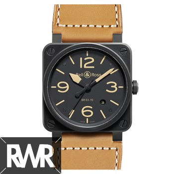 Fake Bell & Ross Aviation 03-92 Heritage Watch