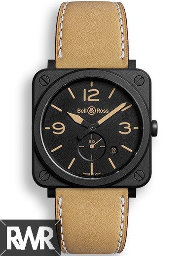 Replica Bell & Ross Aviation BR S Heritage 39mm