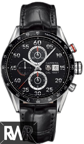 Tag Heuer Carrera Calibre 1887 Automatic Chronograph CAR2A10.FC6235 Fake