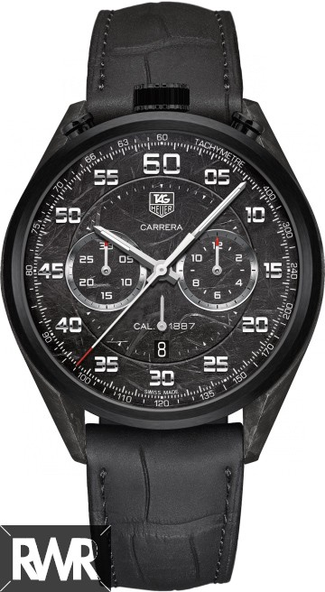 FakeTag Heuer Carrera Calibre 1887 Automatic Chronograph 45mm CAR2C90.FC6341