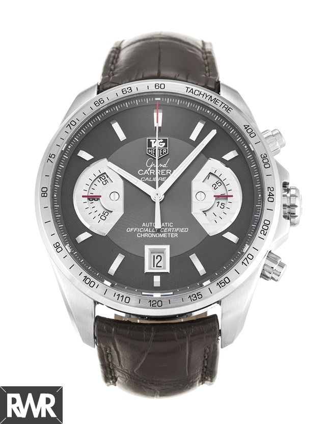 411d47619ba Replica Tag Heuer Grand Carrera Calibre 17 RS2 Automatic Chronograph  CAV511J.FC6312