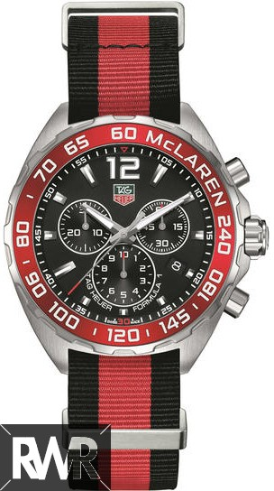 Fake TAG Heuer Formula 1 Chronograph 42 mm CAZ1112.FC8188