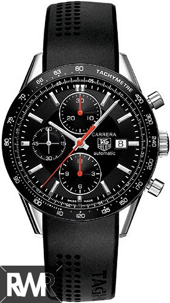 Replica Tag Heuer Carrera Calibre 16 Automatic Chronograph CV2014.FT6014