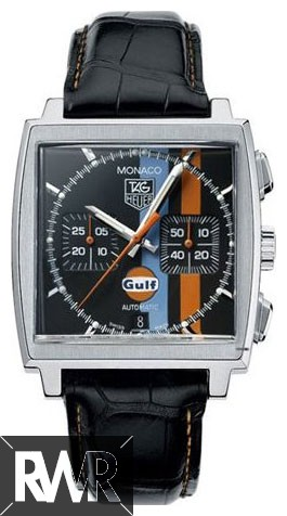 Replica Tag Heuer Monaco Gulf Mens Watch CW211A.FC6228