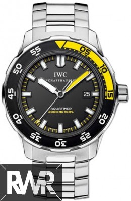 Replica IWC Aquatimer Automatic 2000 Mens Watch IW356801