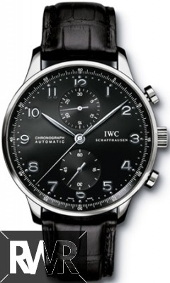 IWC Portuguese Chrono Automatic Steel Mens Watch IW371438 Fake