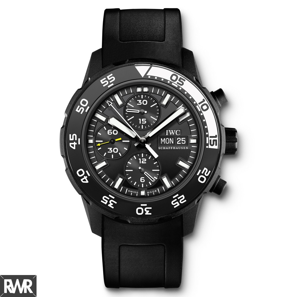 Replica IWC Aquatimer Chronograph Edition Galapagos Islands IW376705