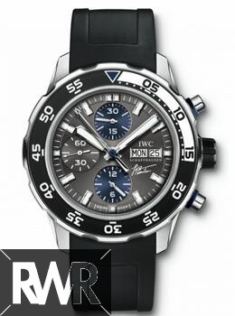 "Replica IWC Aquatimer Chronograph ""Jacques-Yves Cousteau""IW376706"