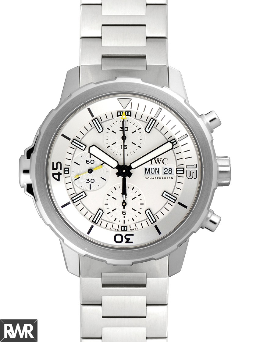 Fake IWC Aquatimer Automatic Chronograph Watch IW376802