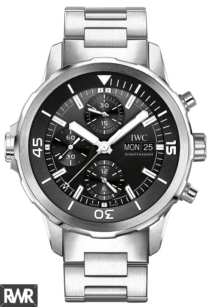 Fake IWC Aquatimer Automatic Chronograph Watch IW376804
