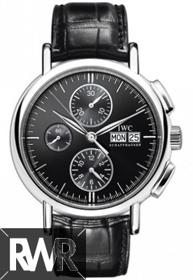IWC Portofino Chronograph Automatic Mens Watch IW378303 Fake