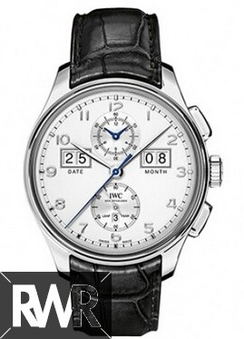 "Fake IWC Portugieser Perpetual Calendar Digital Date-Month Edition ""75th Anniversary"" IW397201"