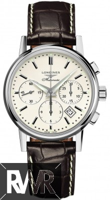 Replica Longines Heritage Chronograph Mens Watch L2.733.4.72.2
