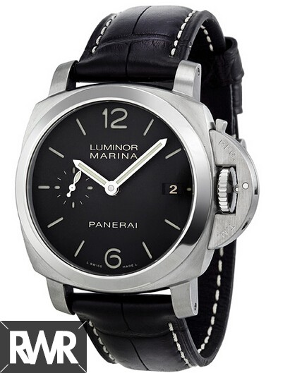 Fake Panerai Luminor Marina 1950 3 Days Automatic Acciaio PAM00392