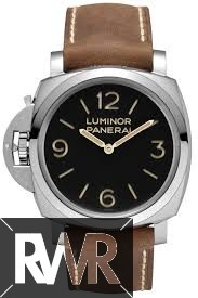 Replica Panerai Luminor 1950 Left-Handed 3 Days Acciaio 47mm PAM00557