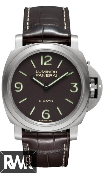 Replica Panerai Luminor Base 8 Days Titanio 44mm PAM00562