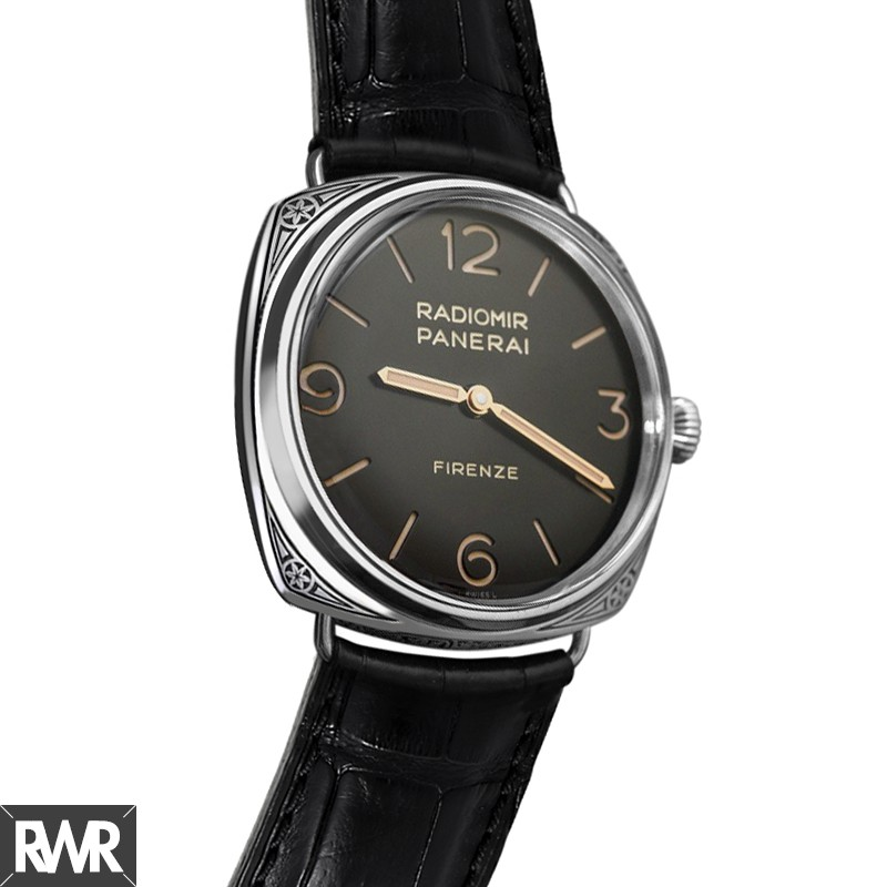 Fake Panerai Radiomir Firenze 3 days Accacio 47mm PAM00604