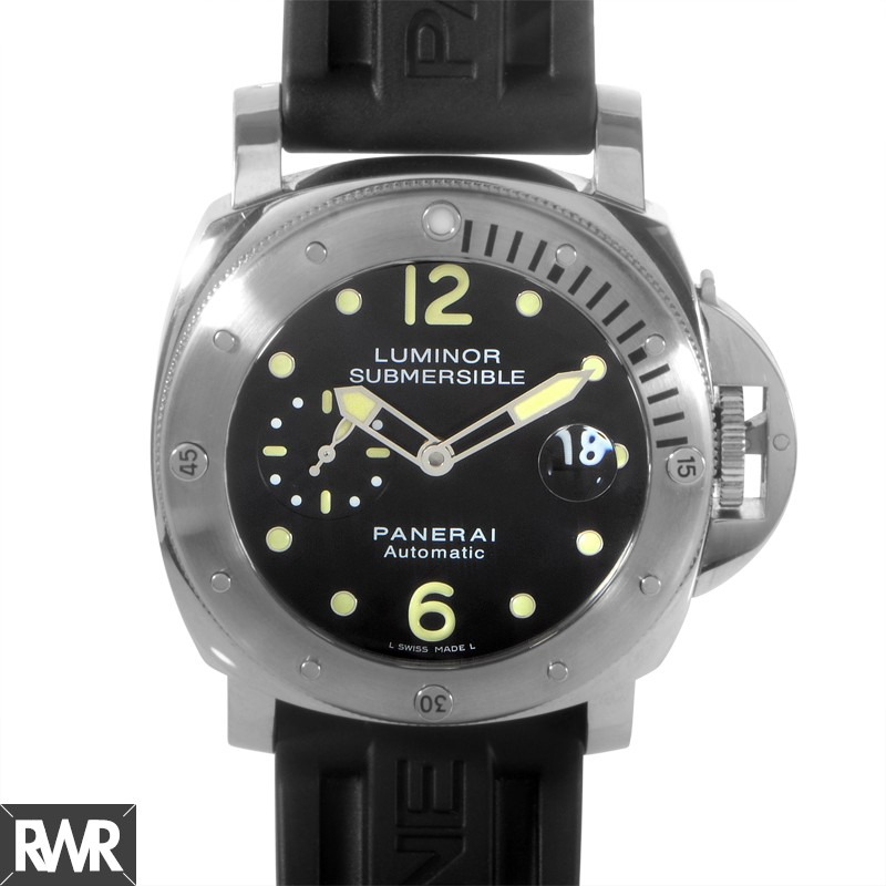 Fake Panerai Luminor Submersible Acciaio 44mm PAM 00024