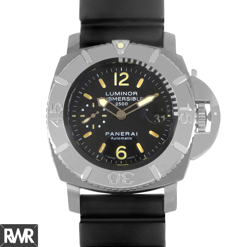 Replica Panerai Luminor Submersible 2500m PAM 00194