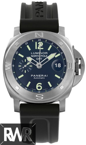 Replica Panerai Luminor North Pole GMT PAM 00252