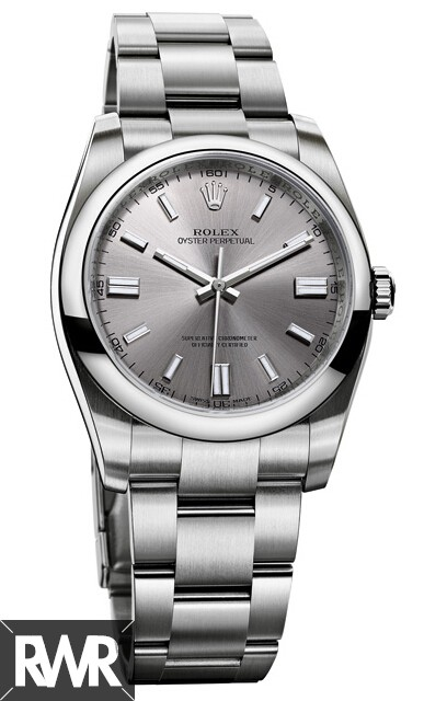 Fake Rolex Oyster Perpetual 36mm Steel Dial 116000–70200