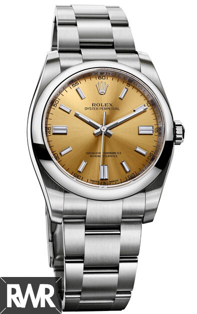 Fake Rolex Oyster Perpetual 36mm White Grape Dial 116000–70200
