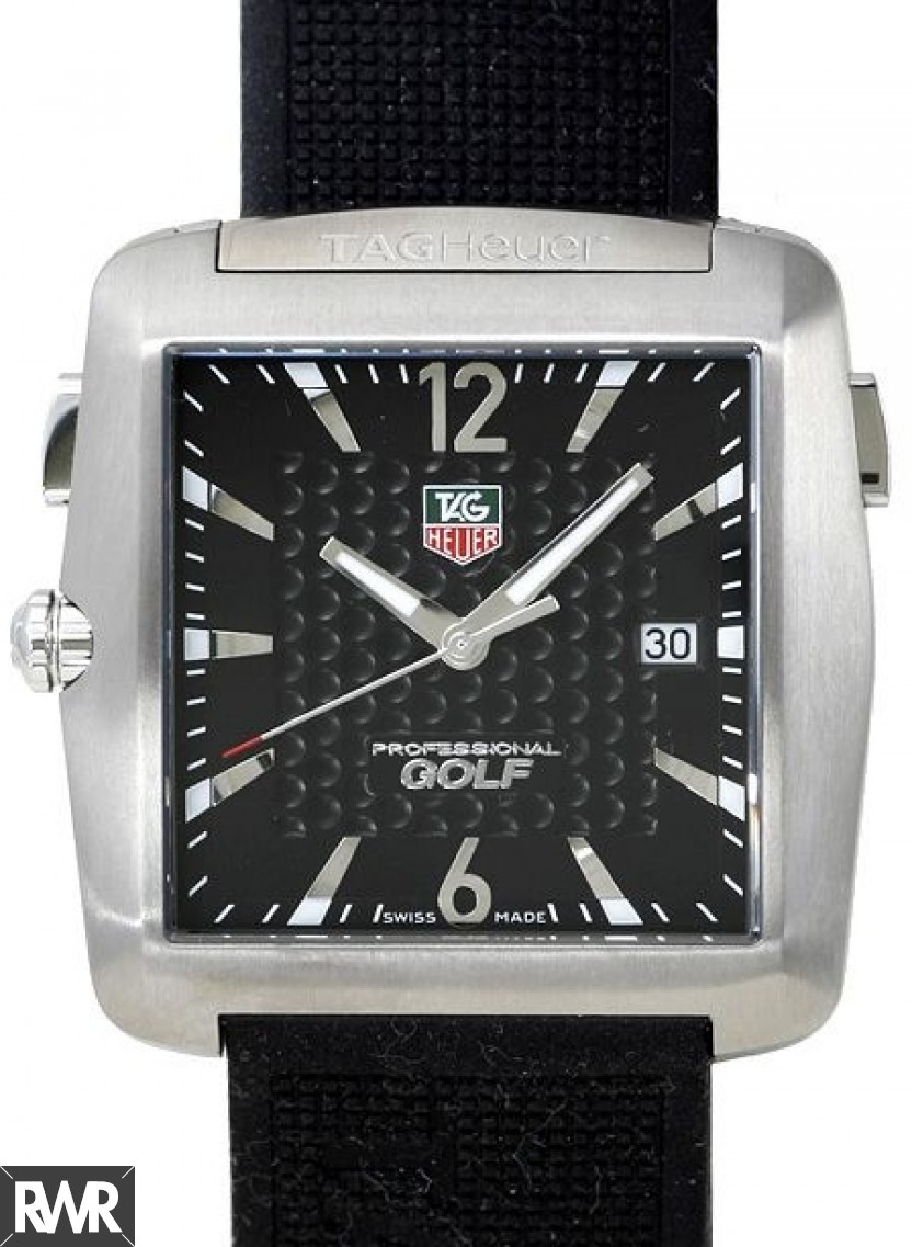 TAG Heuer Professional Golf Tiger Woods Replica Watch WAE1110.FT6004