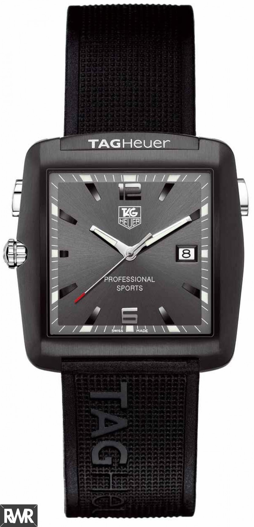 TAG Heuer Professional Sports Gray Dial Replica Watch WAE1113.FT6004