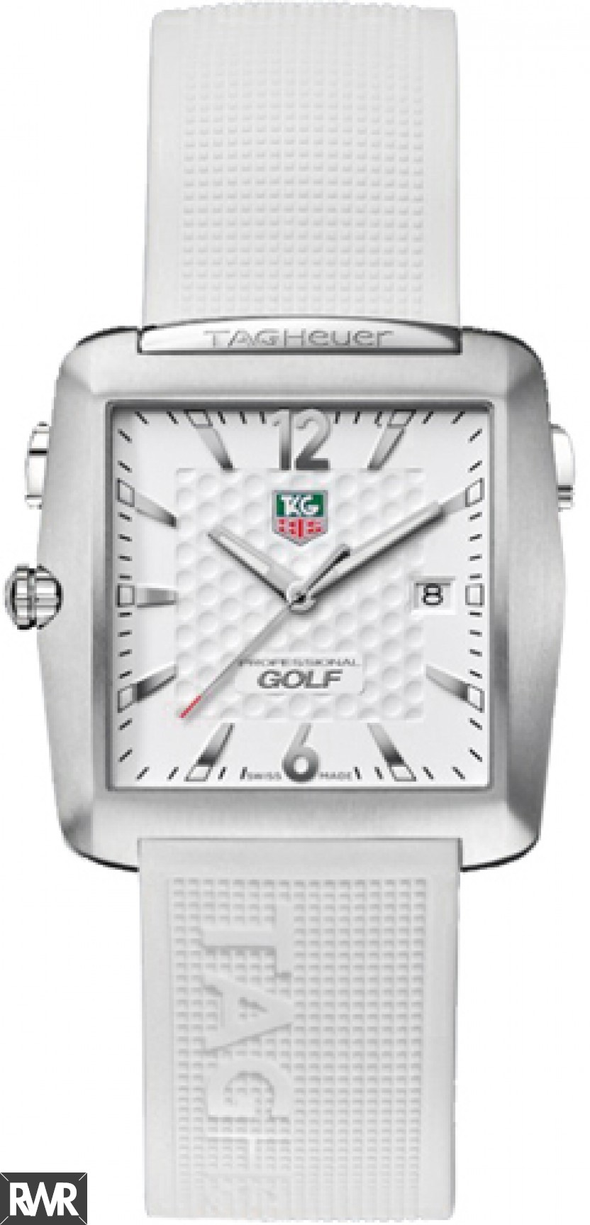 TAG Heuer Professional Golf White Dial Replica Watch WAE1117.FT6008