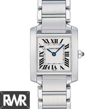 Replica Cartier Tank Francaise Small Ladies Watch W51008Q3