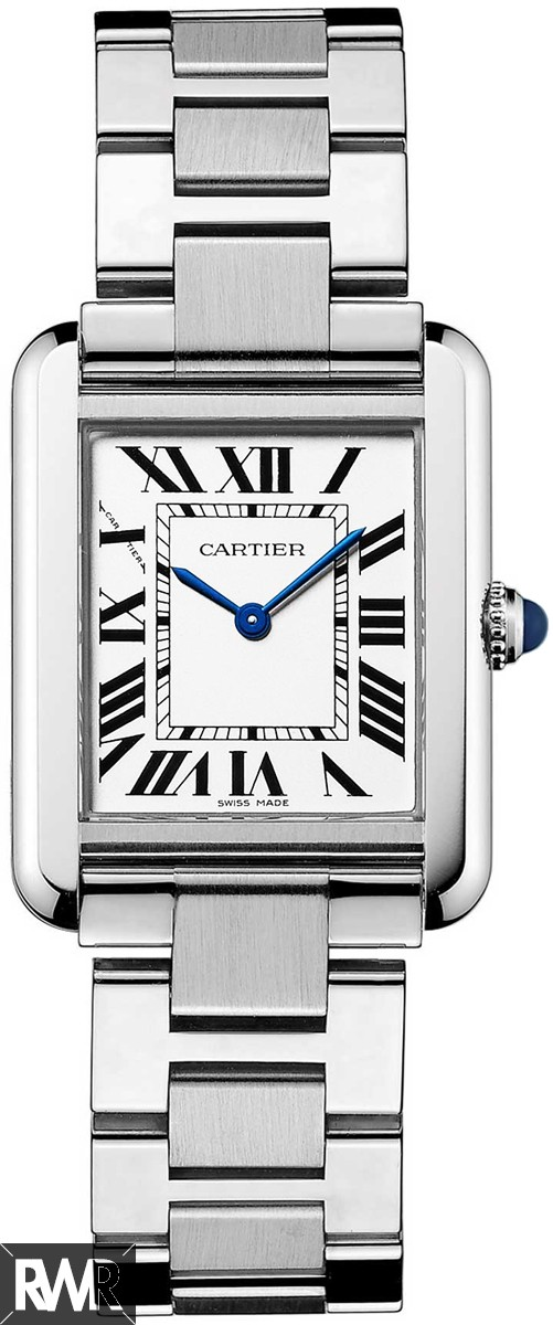 Cartier Tank Solo Small Ladies Watch W5200013 Fake