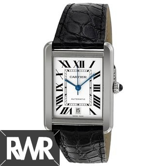 Cartier Tank Solo Extra Large Steel W5200027 Fake
