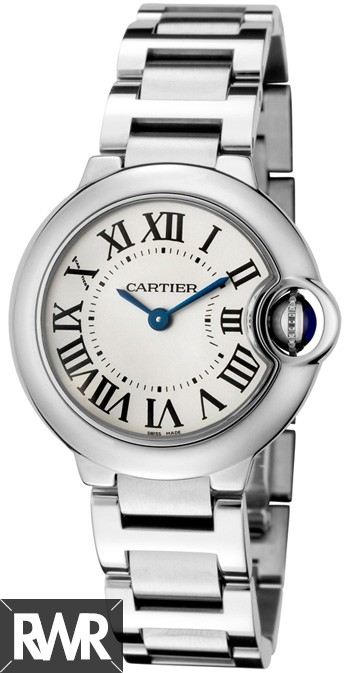 Cartier Ballon Bleu de Cartier Ladies Watch w69010z4 replica.