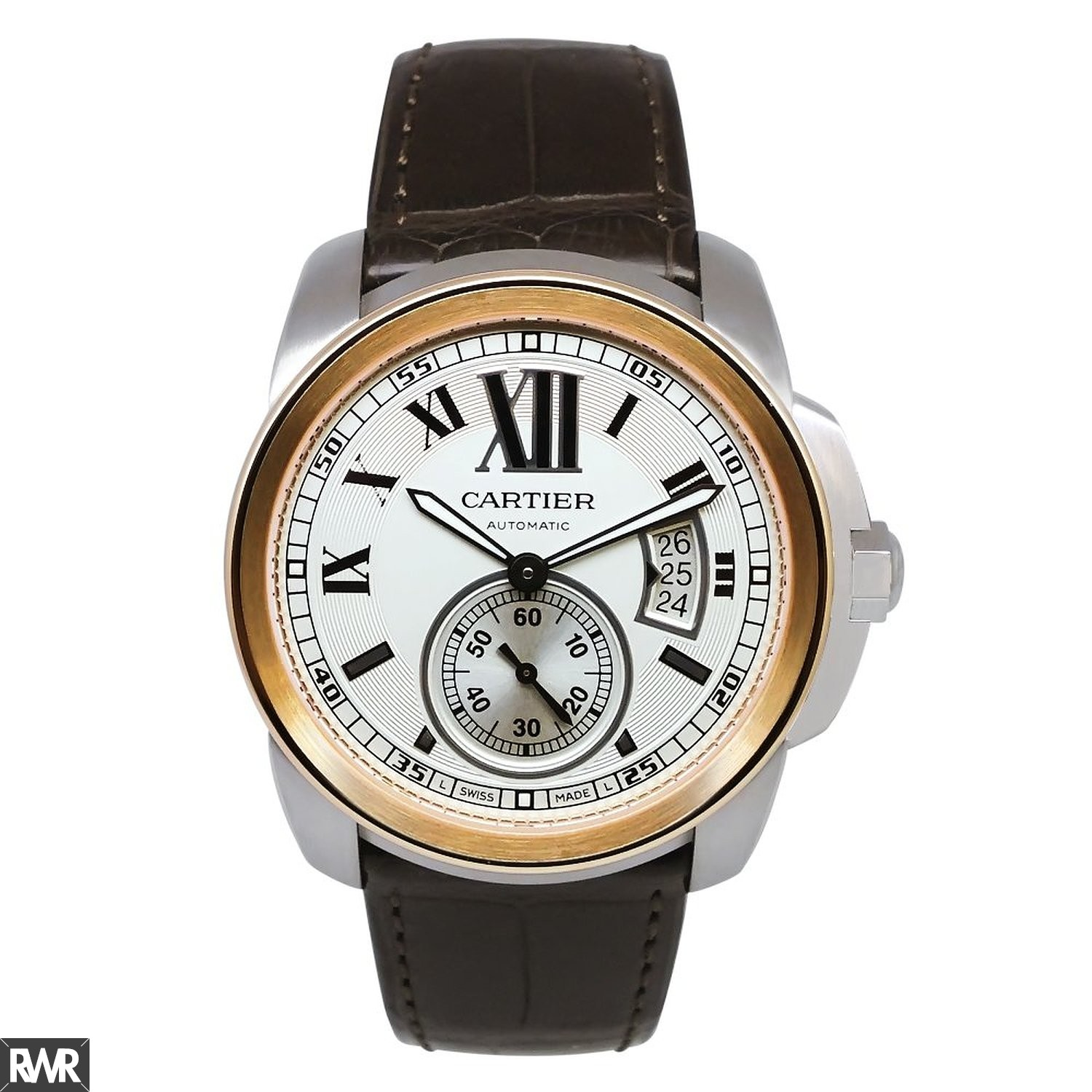 Replica Cartier Calibre de Cartier Mens Watch W7100039