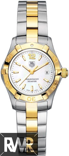 FakeTag Heuer Aquaracer 27mm Ladies Quartz Watch WAF1424.BB0825