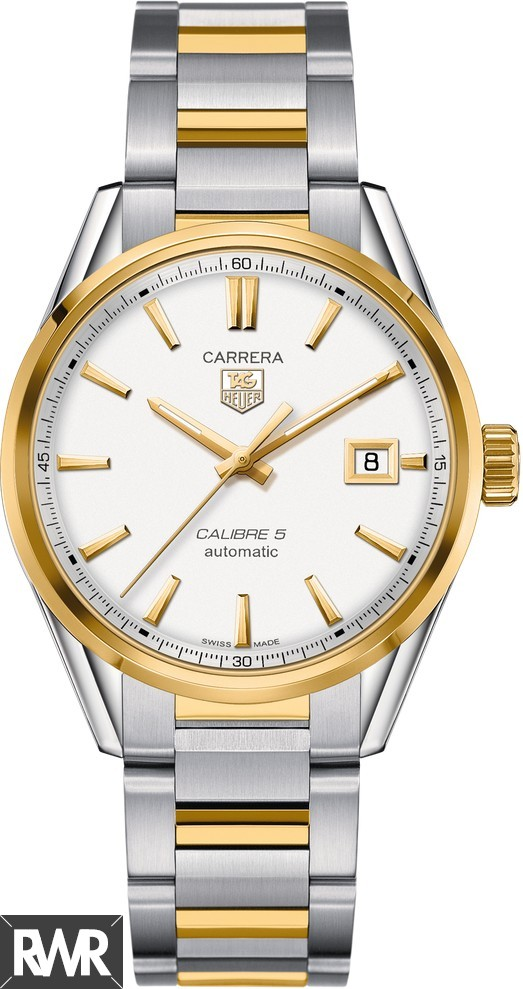 Fake Tag Heuer Carrera Caliber 5 Automatic Watch 39 mm WAR215B.BD0783
