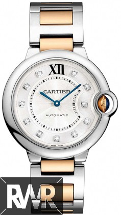 Cartier Ballon Bleu De Cartier 36mm WE902031 Fake
