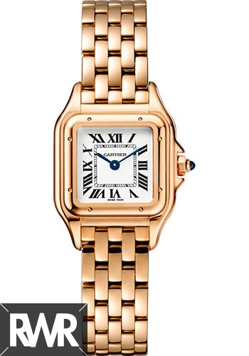 Cheap AAA Replica Cartier Panthere de Cartier Small Pink Gold WGPN0006