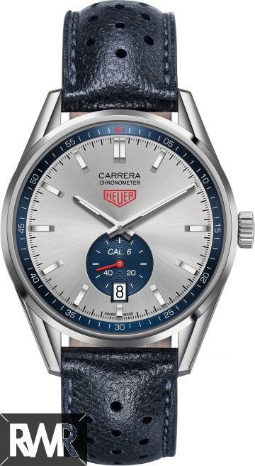 Fake TAG Heuer Carrera Calibre 6 Automatic Watch 39 mm WV5111.FC6350