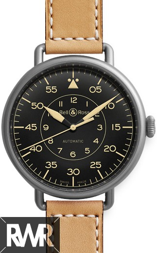 Fake Bell & Ross Vintage WW1-92-Heritage Mens Watch