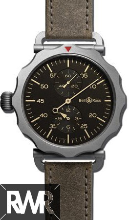 Fake Bell & Ross WW2 Regulateur Heritage Watch