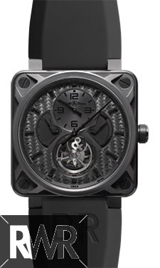 Bell & Ross Aviation BR 01 Tourbillon Phantom Watch Replica