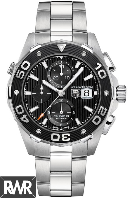 Tag Heuer Aquaracer 500M Calibre 16 Automatic Chronograph 44mm CAJ2110.BA0872