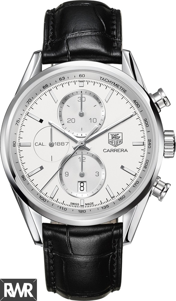 TAG Heuer Carrera Calibre 1887 Automatic Chronograph 41 mm CAR2111.FC6266