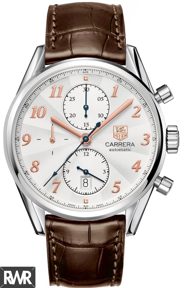Tag Heuer Carrera Caliber 16 Heritage Automatic Chronograph CAS2112.FC6291