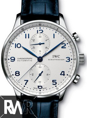 IWC Portuguese Chrono Automatic Mens Watch IW371446