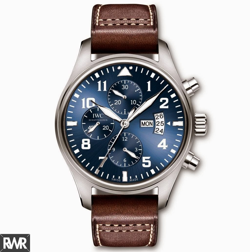 Replica IWC Pilot's Watch Chronograph Edition 'Le Petit Prince' IW377706