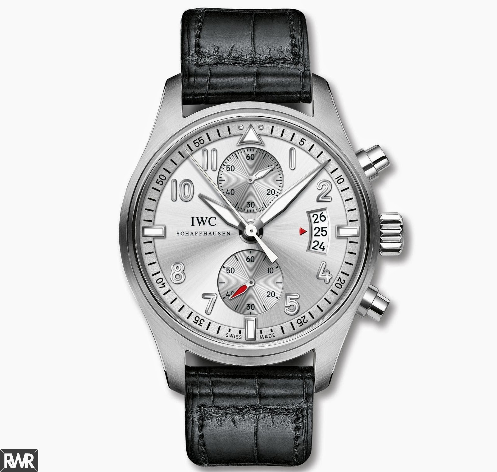 "Replica IWC Pilot's Watch Chronograph Edition ""Ju -Air""IW387809"