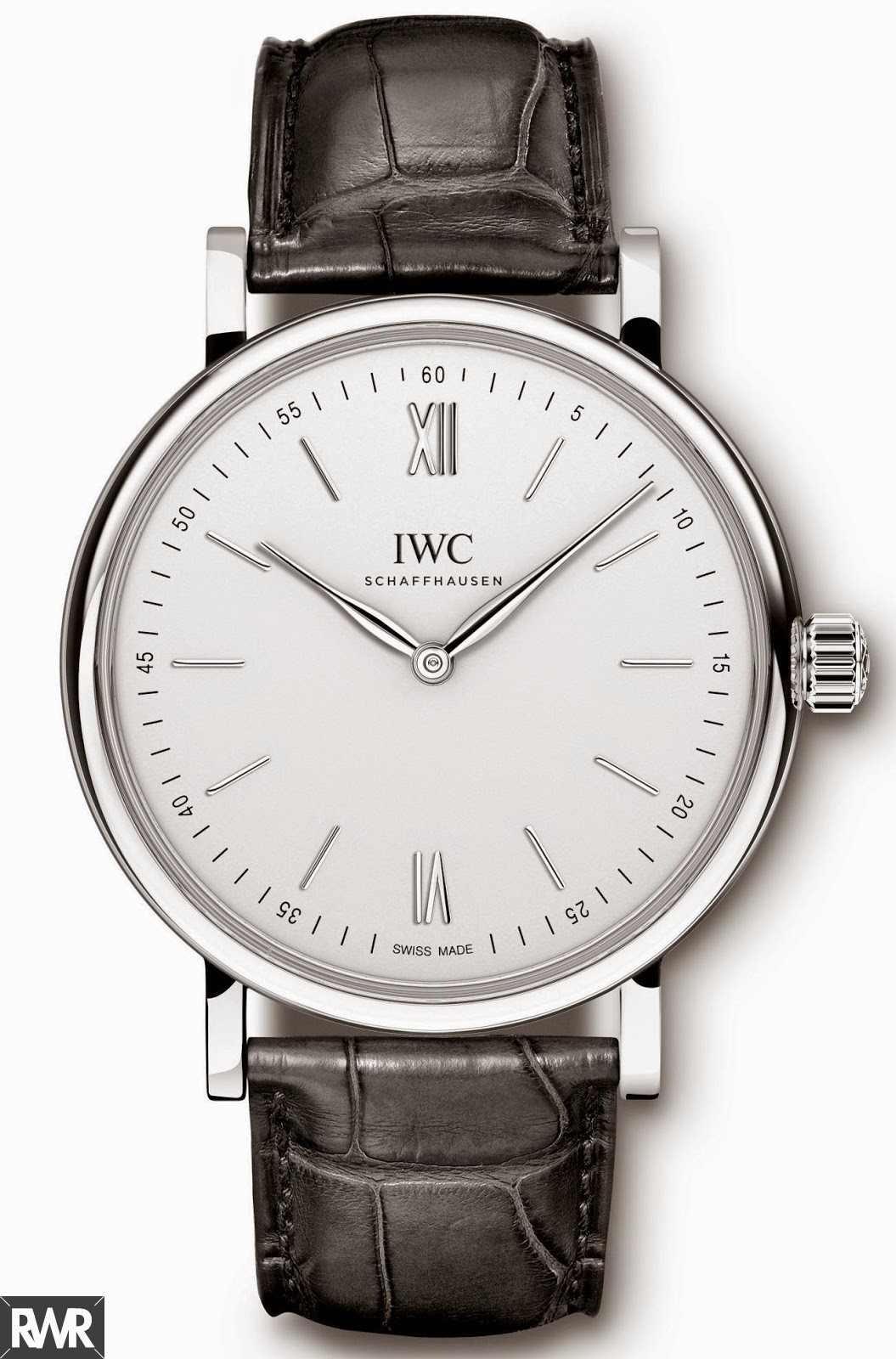 Replica IWC Portofino Hand-Wound Pure Classic(Stainless Steel)IW511102