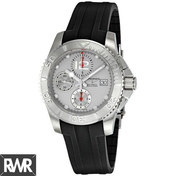 Longines HydroConquest Automatic Chronograph 41mm Mens Watch L3.673.4.76.2 Replica